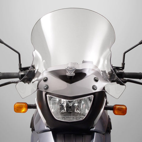 BMW F650GS/G650GS Single Windscreen VStream Clear Tall Touring Screen Ztechnik Z2413 09-11