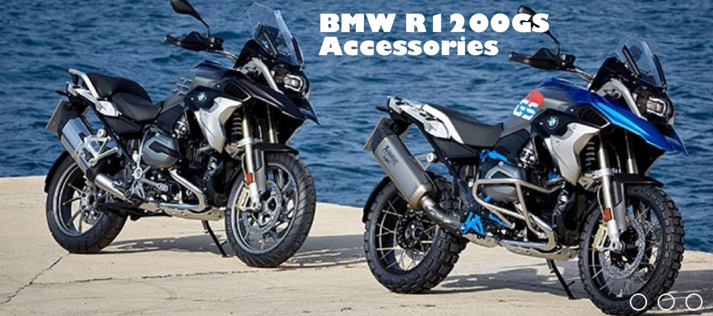 BMW R1200GS LC Accessories