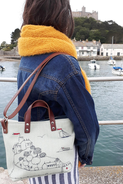 Poppy Treffry St Michael's Mount Bag