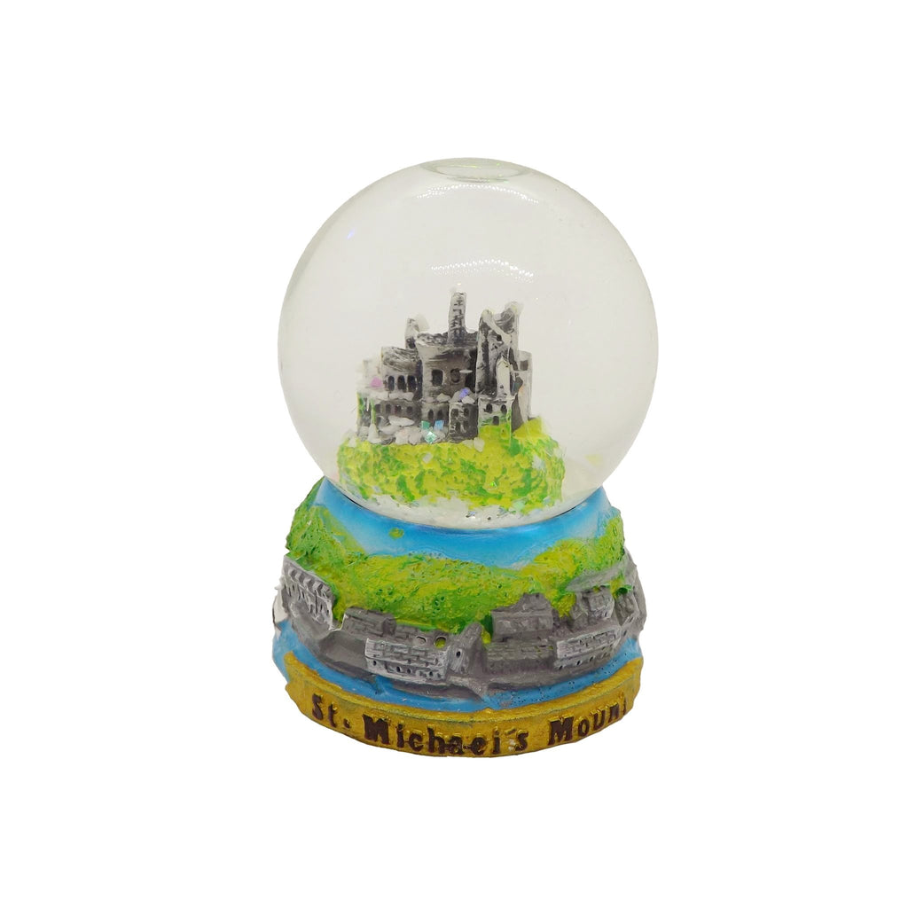 St Michael's Mount Snow Globe
