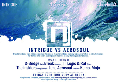 INTRIGUE vs. AEROSOUL