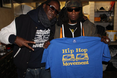 Lost Boyz Mr Cheeks Supports The A.S. Movement