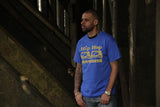Hip Hop Movement Teeshirt (Royal Blue)