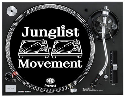 A.S. Junglist Movement SlipMats (pair)