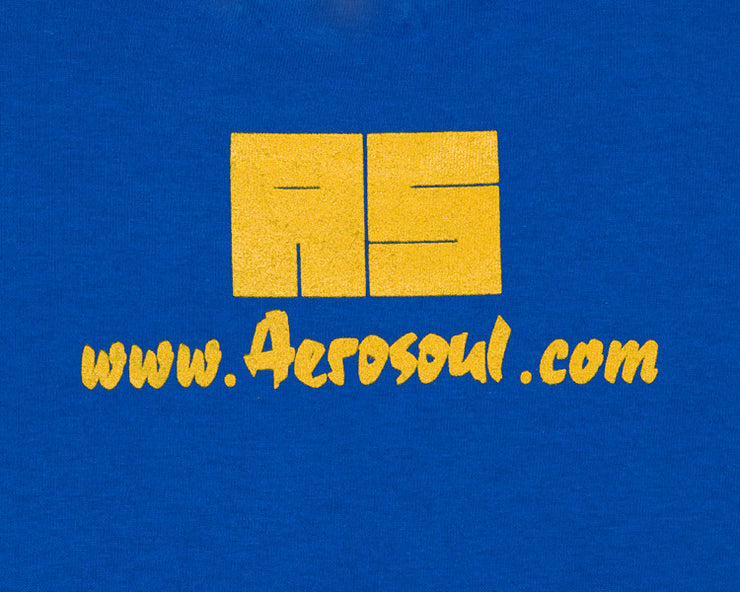 Aerotag Long Sleeve T-Shirt (Royal Blue)