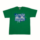 Junglist Movement - A.S./J.M Mitch Remix ( irish Green )