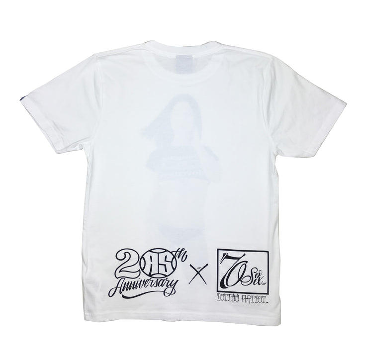 A.S.20 X 70 Six (White) Collab J.M. Limited Edition - 20 Year Anniversary