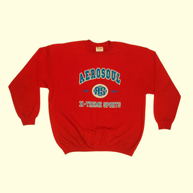 A.S. Xtreme Sweatshirt (Red)