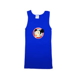 Soulero Sista Tank Top Vest (Royal)