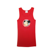 Soulero Sista Tank Top Vest (Red)
