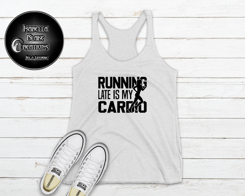 Runnin is my Cardio