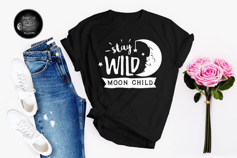 Stay wild moon child 2