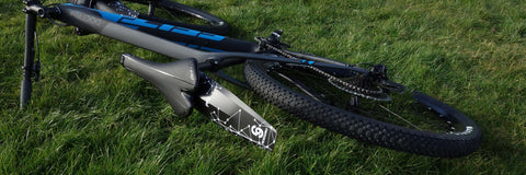 PF2 Rear Mudguard  Road-Hybrid-CX-MTB