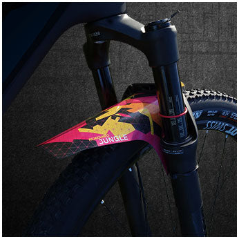 RideGuard Mountain Bike Mudguard
