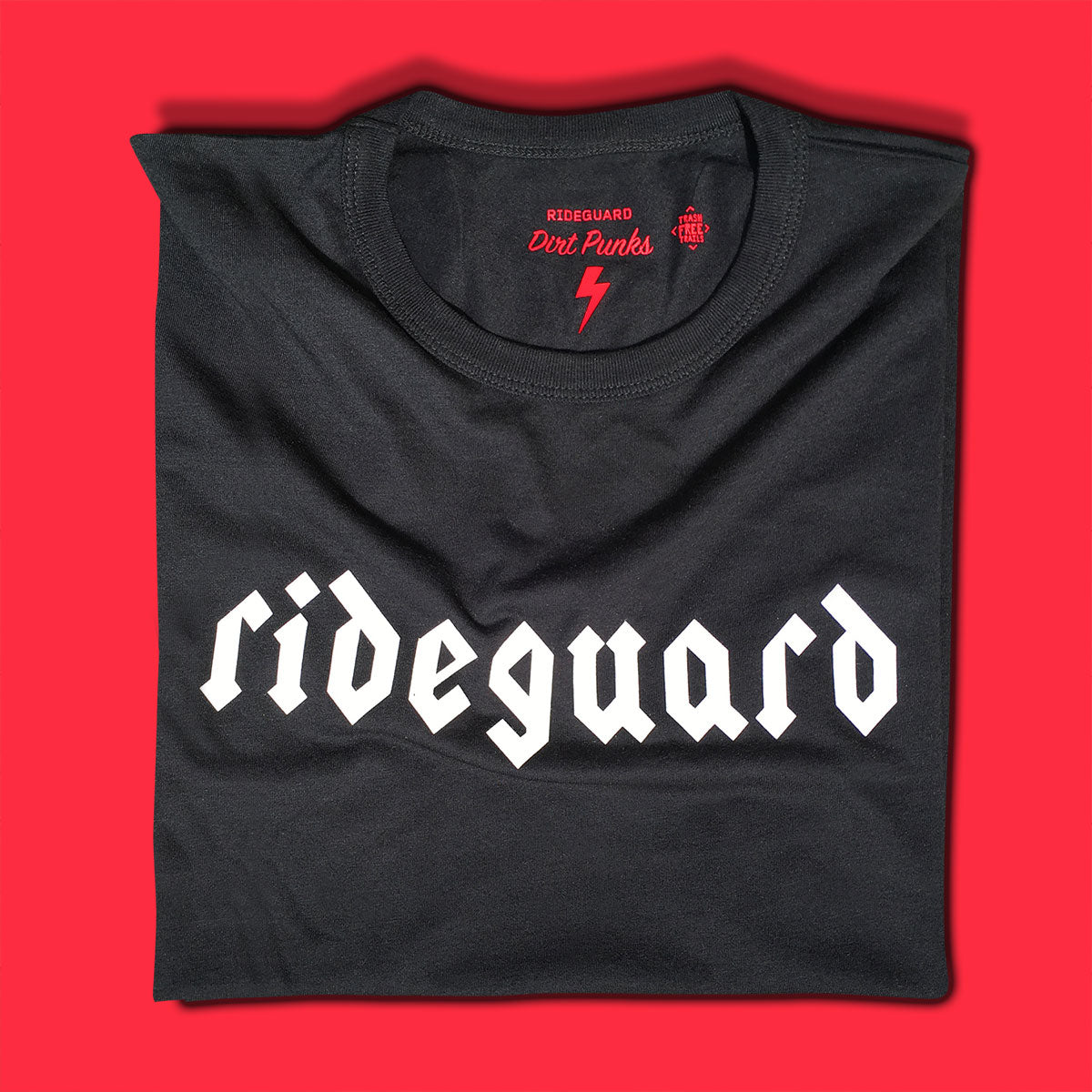 RideGuard Dirt Punks Lady Luck T-Shirt Tee