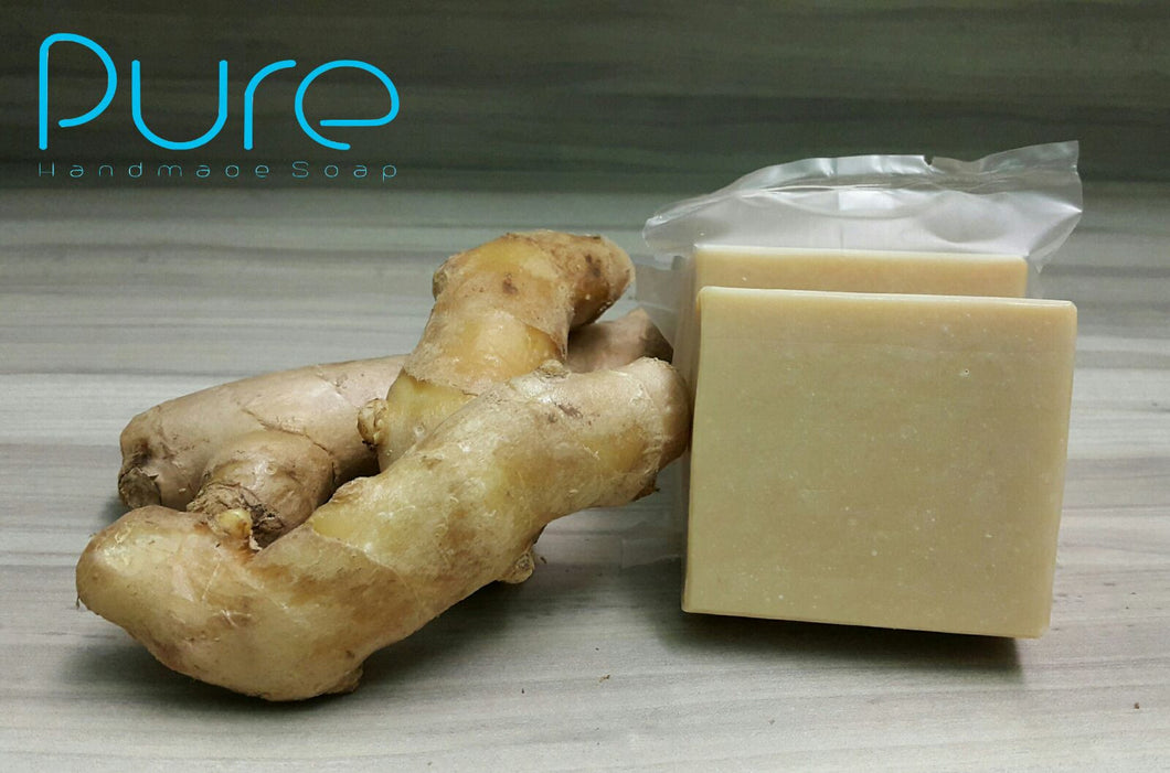 純薑皂 Ginger Soap - Machuland hk