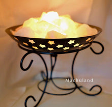 星星盤Iron Stand Salt Lamp (7磅) - Machuland hk