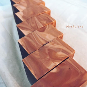 巴西岩紅泥皂 Brazilian Red Clay Soap - Machuland hk