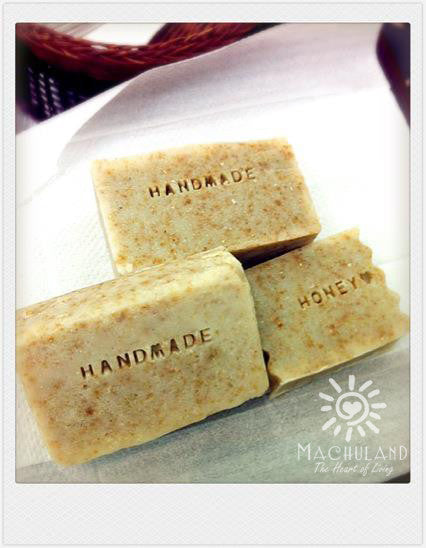左手香頭皮調理皂 Soap for Hair and Scalp - Machuland hk