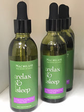 Relax & Sleep Body Massage Oil 深層放鬆按摩油 - Machuland hk