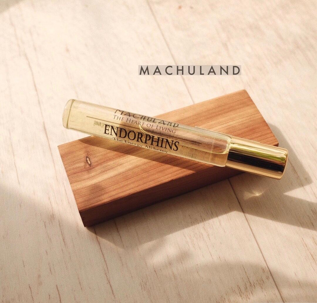 Endorphin 安多酚滾珠棒 Roll On 10ml - Machuland hk