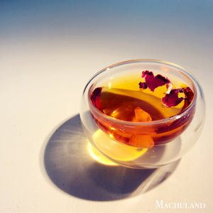 身心滋養玫瑰茶 Organic Rose Tea - Machuland hk