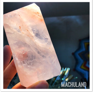 喜瑪拉雅山岩鹽皂  Himalayan Crystal Salt Soap Bar - Machuland hk