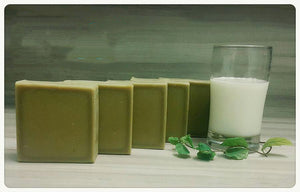 左手香牛奶皂 Patchouli Milk Soap