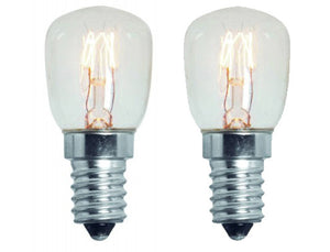 鹽燈燈泡 Light Bulbs 15W x 2 - Machuland hk
