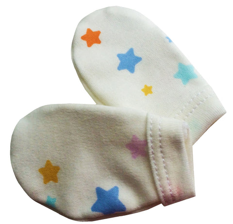 Star Baby Mitts