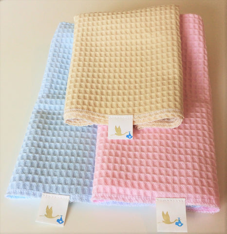 Muslin Cloths Pack of Three