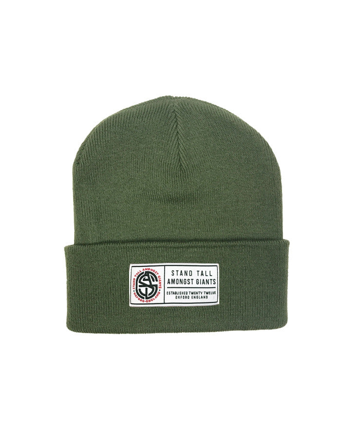 STAG Beanie // Olive