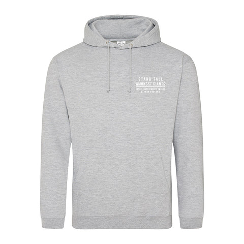Hallmark (BIG) // Heather Grey Hoodie
