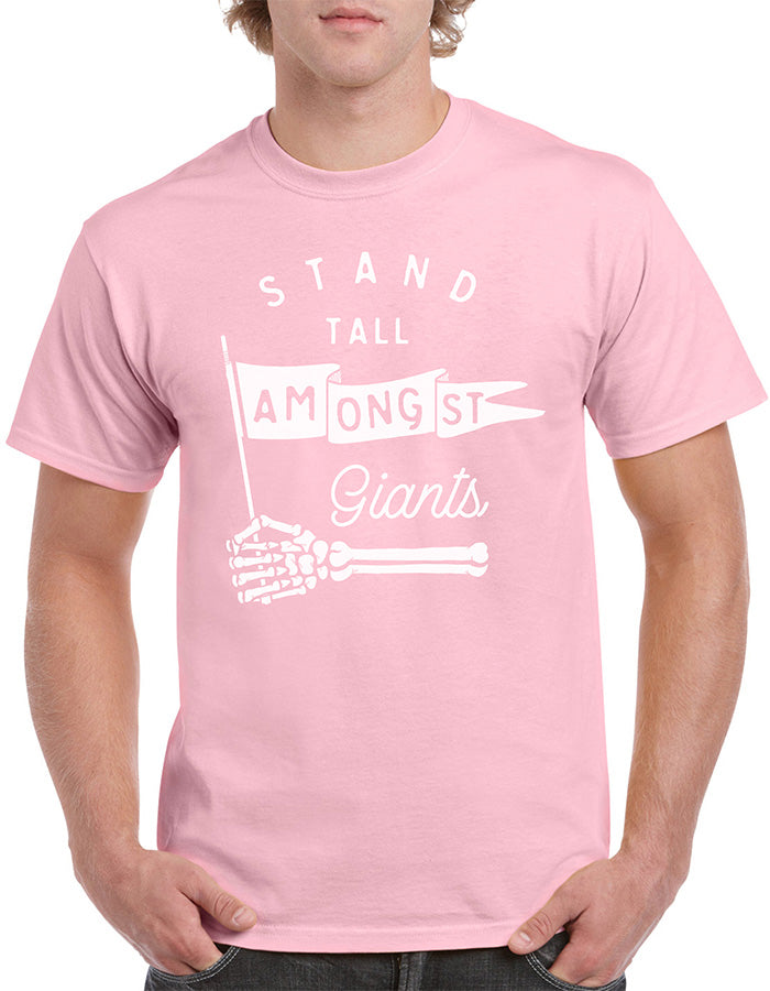 Surrender // Hallmark | Light Pink T-shirt