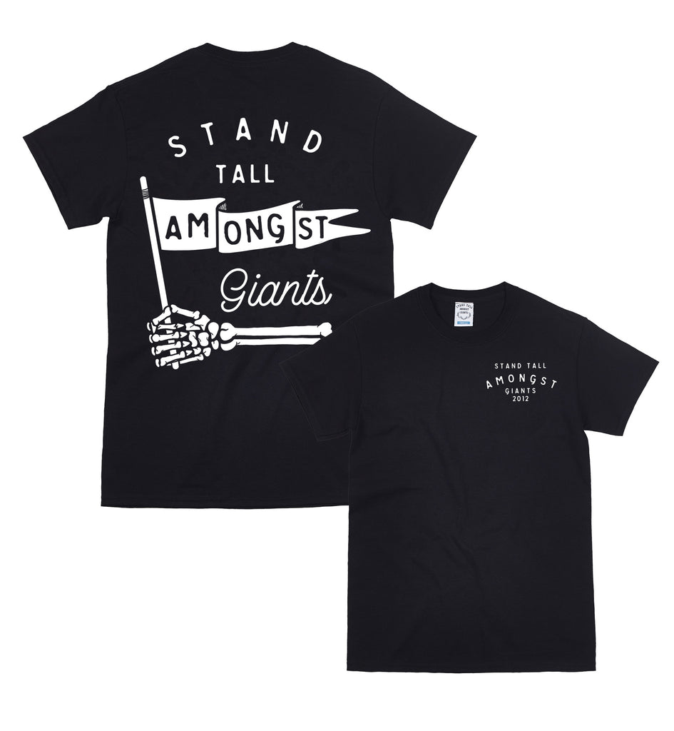 Surrender Tee // Black