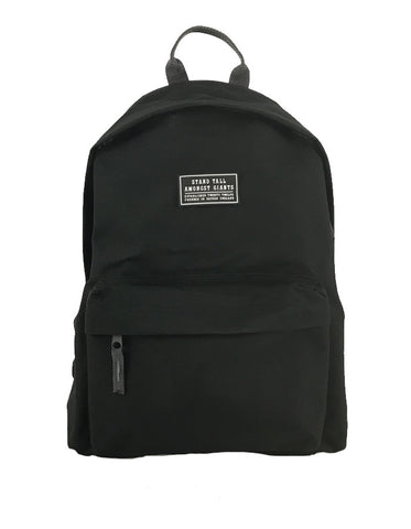 Toploader Backpack // Black