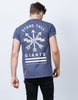 Native Tee // Heather Navy //  ( Pre Order )
