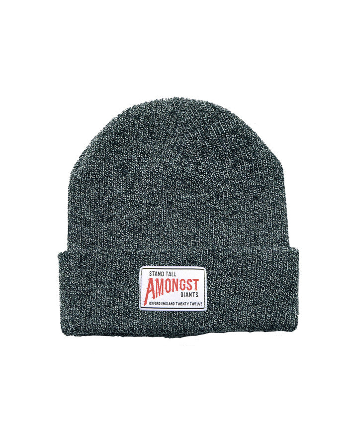 Amongst Beanie // Speckled Grey