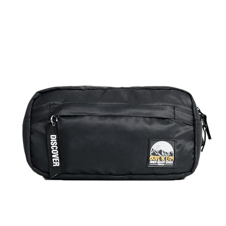 Elm Hip Pack Black