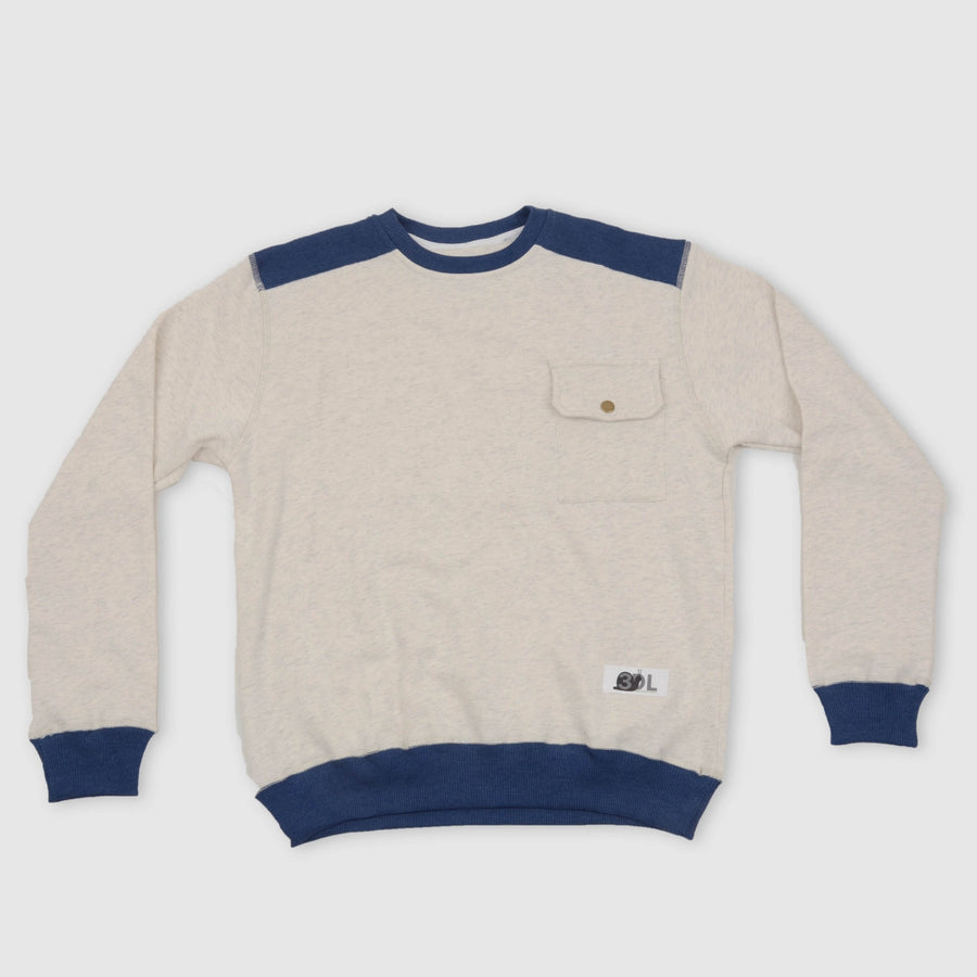 Crewneck Light Misty