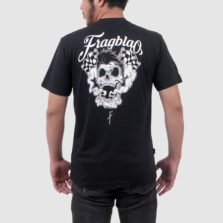 T-Shirt Fragblaq Dusko Skull Ride