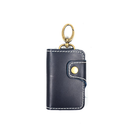 MONZE KEY WALLET NAVY