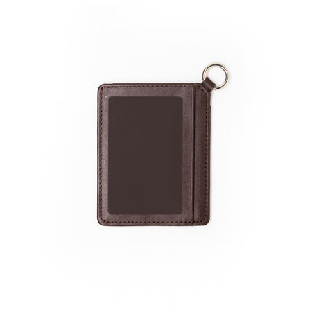 Squeeze ID Case Chocolate Brown