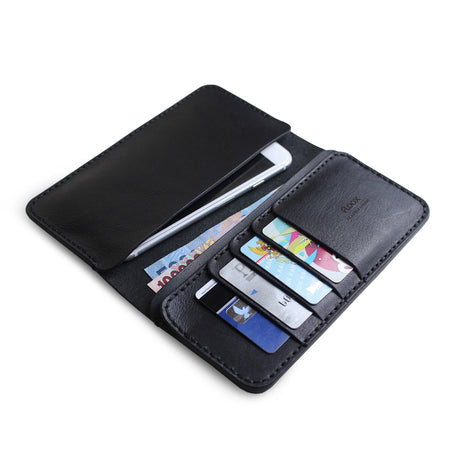 ADMIRAL Black - Iphone 7/ 8/ X Wallet