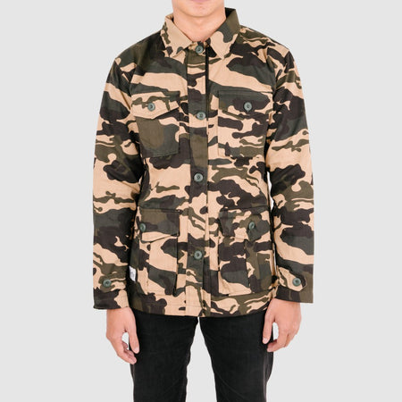 Protect army field jacket