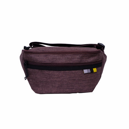 Hip Pack Two Tone Brown