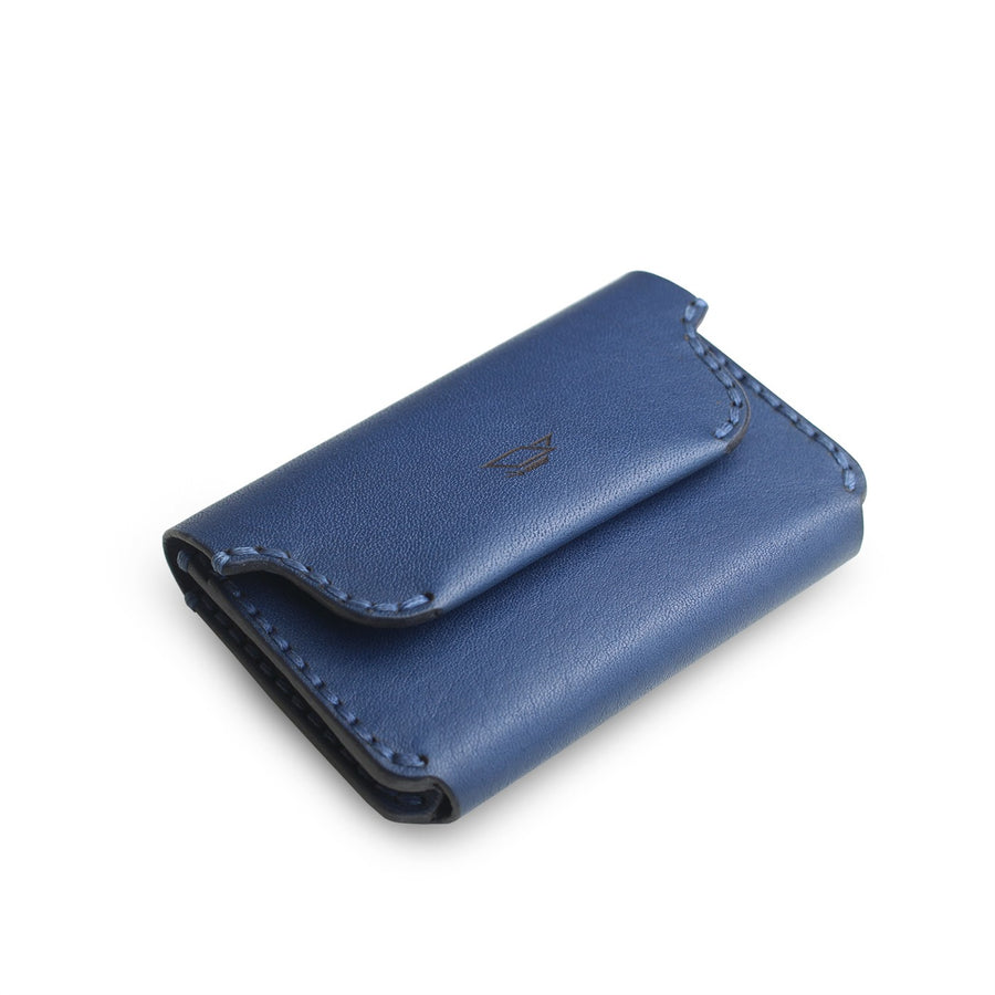 DUKE Navy - Business Card Holder – Bromarket.co