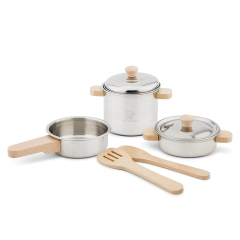 Metal Pan Set