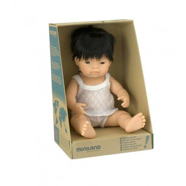 Asian Boy 38cm
