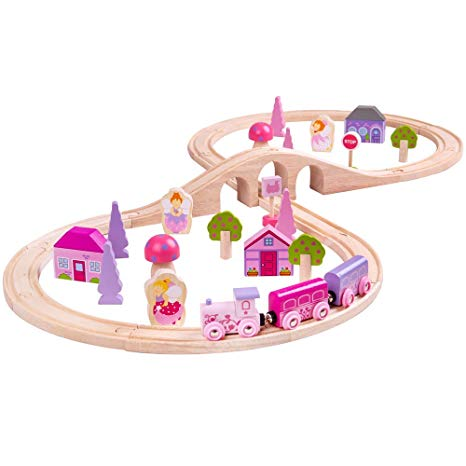 Fairy Figure Either Train Set 40pc